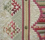 Custom Quilting Detail